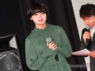 欅坂46平手友梨奈「響 -HIBIKI-」舞台挨拶に降臨!「生き様を届けたい」
