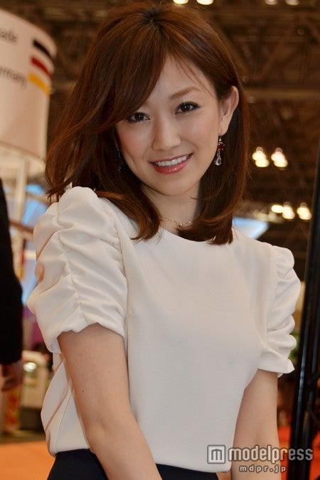 第1回「FOODEX美食女子」グランプリ受賞発表会に出席した近藤しづか