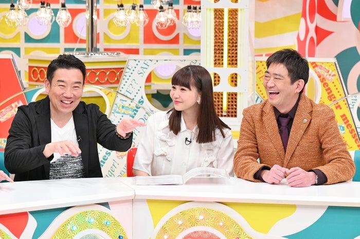 あいはら雅一、西脇綾香、黒田有 (画像提供:毎日放送)