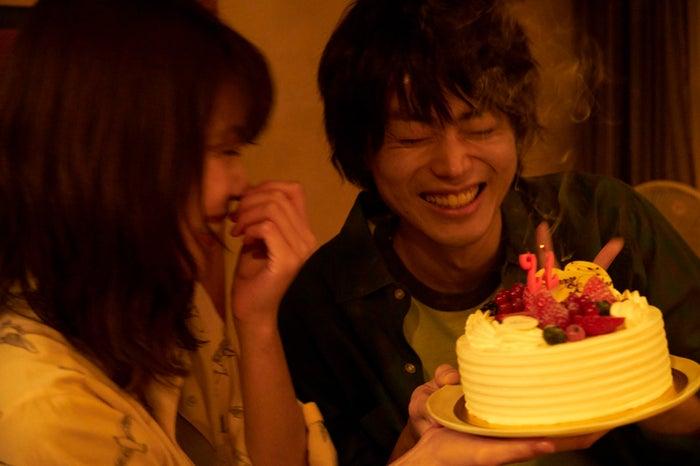 菅田将暉、有村架純(C)2021「花束みたいな恋をした」製作委員会