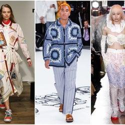 楽天ファッション・ウィーク東京20年春夏 数年ぶりの中堅が新しいアプローチ
