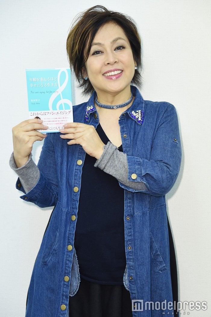 柴田智子 (C)モデルプレス