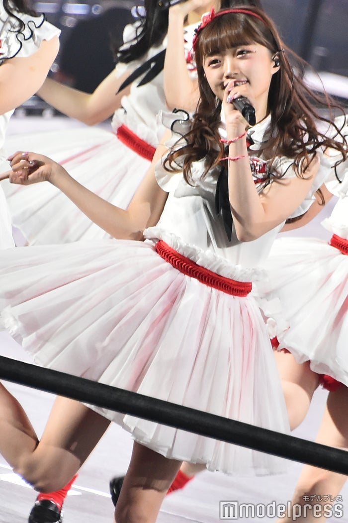 中井りか「AKB48 53rdシングル 世界選抜総選挙」AKB48グループコンサート(C)モデルプレス