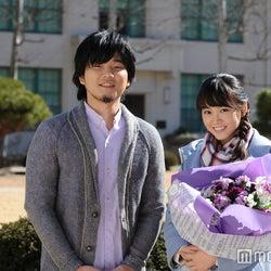 桐谷美玲、待望の初対面叶う プレゼントにも感激「テンションが上がりました」