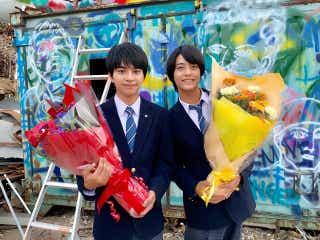 Sexy Zone佐藤勝利・King & Prince高橋海人共演「ブラック校則」クランクアップ 予告映像も解禁