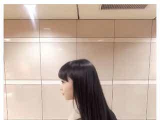 NGT48荻野由佳、黒髪復活でファン歓喜