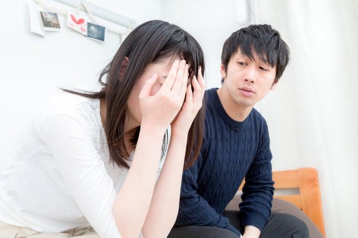 興味のない女性からの好意は受け取り方が分からない/photo by ぱくたそ