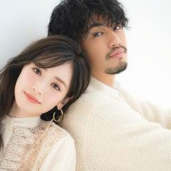 斎藤工&泉里香、仲良しカップルに「美人百花」初の試み