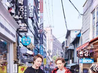 EXILE TAKAHIRO&三代目JSB登坂広臣「HiGH&LOW」引っ提げ韓国へ 「愛してる」連発に現地ファン熱狂