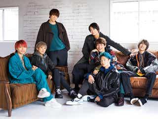 "7ORDER project、グループの魅力は""ファミリー感""「学生時代のテンションが今も続いているのが僕ら」"