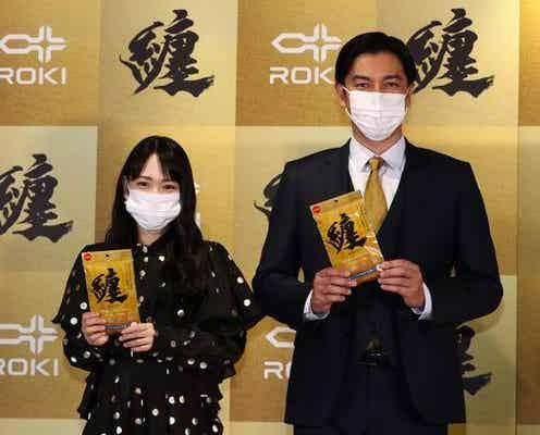 要潤、『青天を衝け』で共演中の川栄李奈は「お人形さんみたいにかわいらしいのに、芝居になるとスイッチが入る」