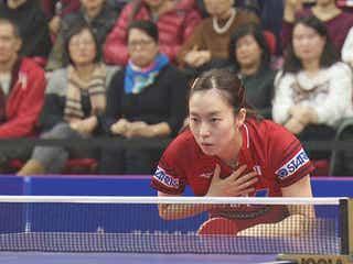卓球の女王・石川佳純はなぜ復活できた?東京五輪を懸けた代表選考レースの裏側に独占密着『プロフェッショナル』