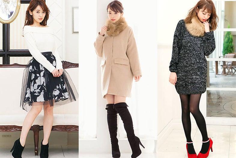 クリスマスデートで男性が彼女に着て欲しいファッション/画像提供:神戸レタス【モデルプレス】