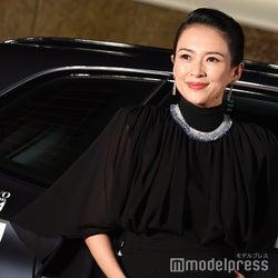 チャン・ツィイー、第2子妊娠を公表 ふっくらお腹で「第32回東京国際映画祭」登場