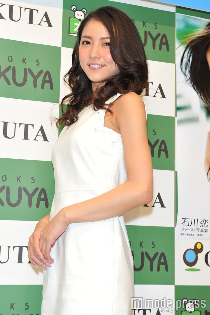 石川恋 (C)モデルプレス