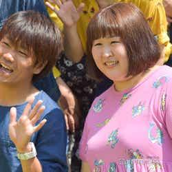 「吉本坂46」第ニ次オーディション合格者発表に駆けつけた芸人たち (C)モデルプレス