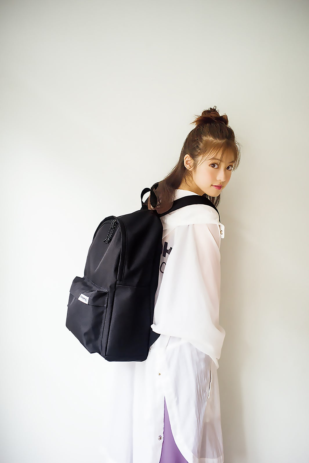 今田美桜、前髪ありも\u201d国宝級\u201dに可愛い , モデルプレス