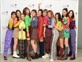 E-girls、平成最後にやり残したことは?久々「Follow Me」披露の裏話も<ベストアーティスト2018舞台裏取材>