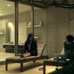 夏美、悠人『TERRACE HOUSE BOYS & GIRLS IN THE CITY』31st WEEK(C)フジテレビ/イースト・エンタテインメント