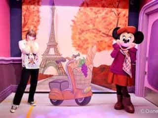 ミニーマウスの秋ファッションが激カワ! 東京ディズニーランド®の『ミニーのスタイルスタジオ』をレポート