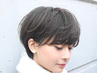 小顔見えするヘアスタイル6選|小顔カットのポイントは?