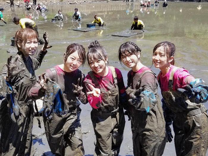 (左から)大家志津香、峯岸みなみ、向井地美音、横山由依、加藤玲奈(C)テレビ東京
