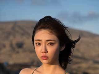 ネクストブレイク女優・山谷花純の色艶にドキッ ちらり美バストのぞく