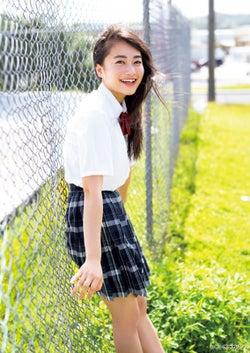 福田愛依(C) 矢西誠二 /ヤングマガジン