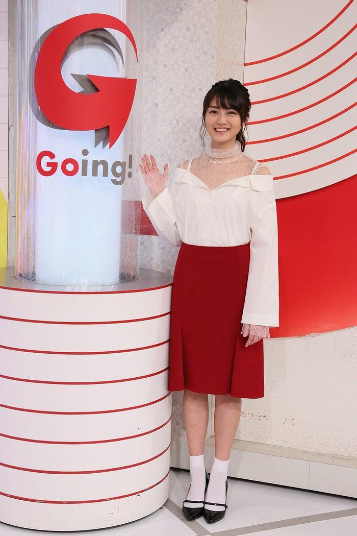 水谷果穂(C)日本テレビ