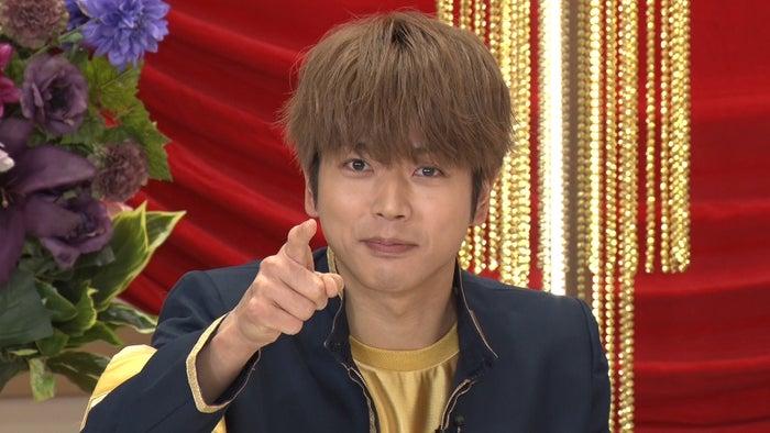増田貴久(C)日本テレビ