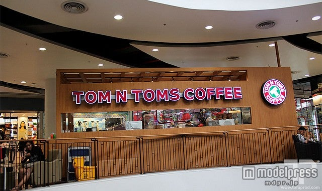 「TOM N TOMS COFFEE」/photo by tofuprod