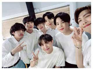 "BTS、""黒髪少年団の再来""が話題 近況写真トレンド入りの反響"