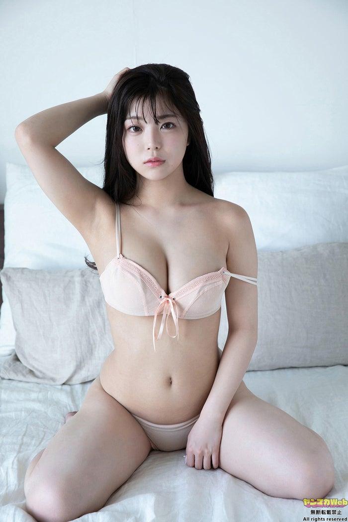 Momo(C)西條彰仁/ヤンマガWeb