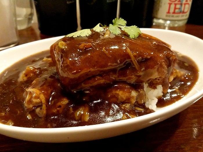 とろとろ角煮カレー/画像提供:横浜赤レンガ