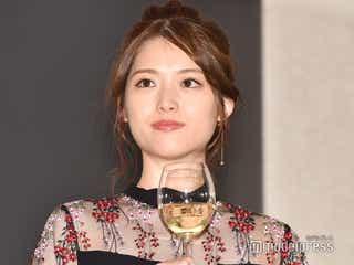 乃木坂46松村沙友理、ワインパーティーで「今日も沢山飲みまーす」<東京ワイン会ピープル>