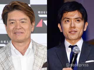 ヒロミ&日テレ青木源太アナ「火曜サプライズ」新MCに決定 ウエンツ瑛士の後任