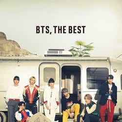 BTS「BTS, THE BEST」BTS JAPAN OFFICIAL FANCLUB限定盤(提供写真)