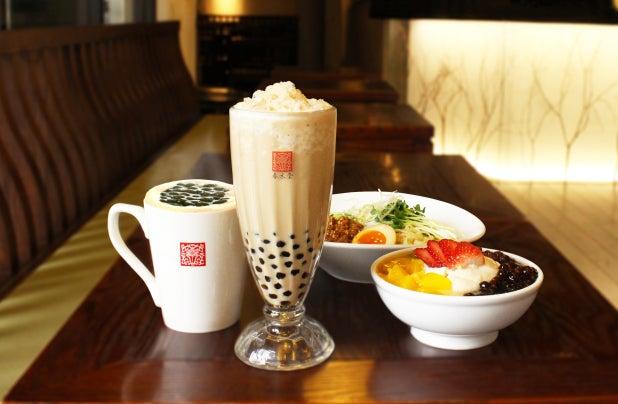 タピオカミルクティー発祥の台湾カフェ「春水堂」/画像提供:春水堂