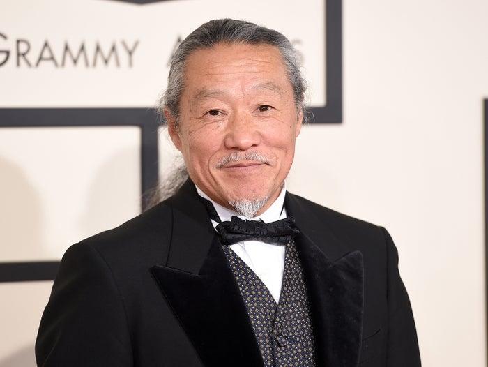喜多郎「第57回グラミー賞授賞式」より(写真:Getty Images)