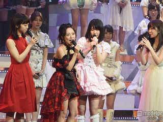 前田敦子&大島優子&板野友美&篠田麻里子、AKB48に限定復活