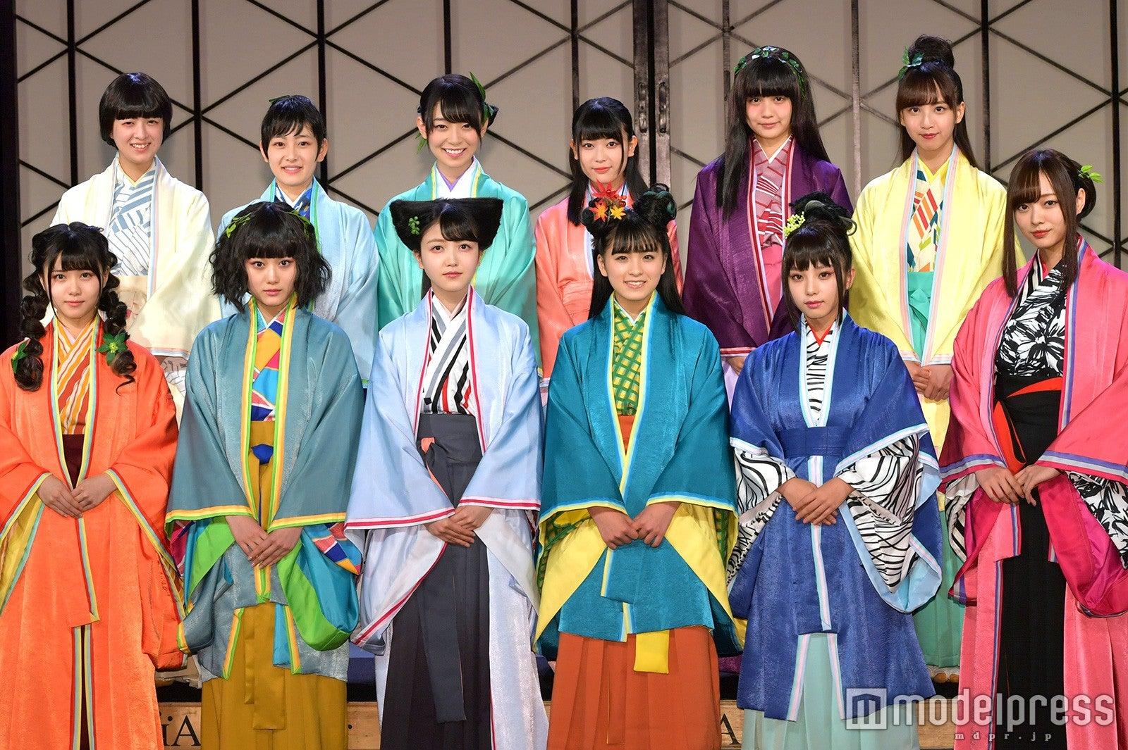 乃木坂46・3期生が着物姿で本格演劇「見殺し姫」 あらすじ・役柄・見どころ…12人が語る