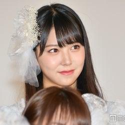 日本活動時の白間美瑠(C)モデルプレス
