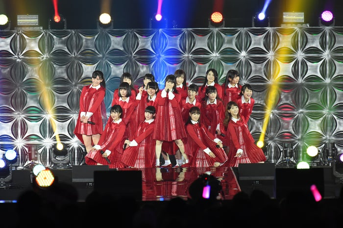 NGT48 (画像提供:TBS)