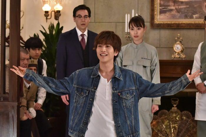 「崖っぷちホテル!」第1話より(C)日本テレビ