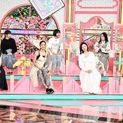14日放送の「オモテガール裏ガール」(C)TBS