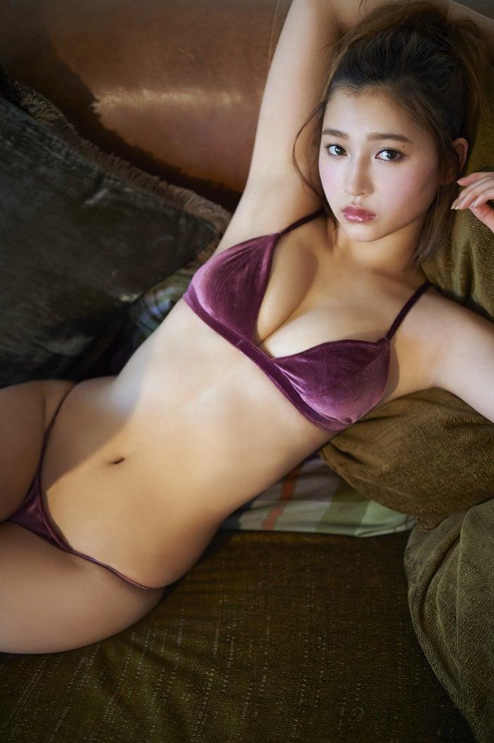 杉本美穂(C)岡本武志/週刊プレイボーイ