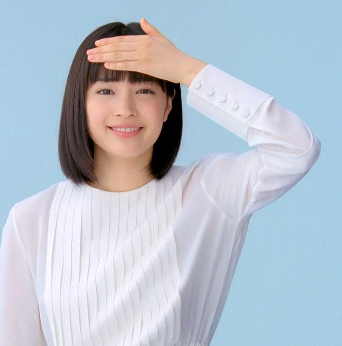 広瀬すず出演の人気TV-CMの第2弾が10月1日よりオンエア
