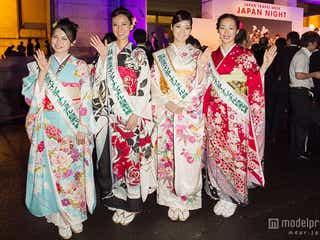 ミス・インターナショナル日本代表、世界大会へ意気込み