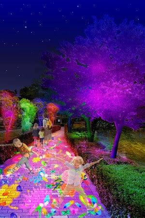 写真はイメージ/画像提供:日本テーマパーク開発
