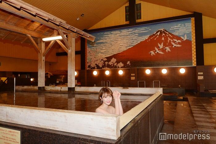 大浴場(C)モデルプレス